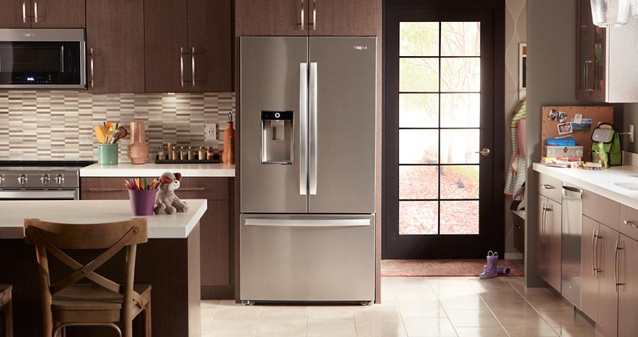 whirlpool refrigerator water filter